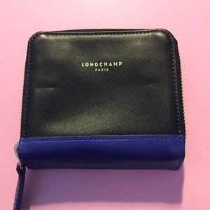 Longchamp Paris Short Wallet